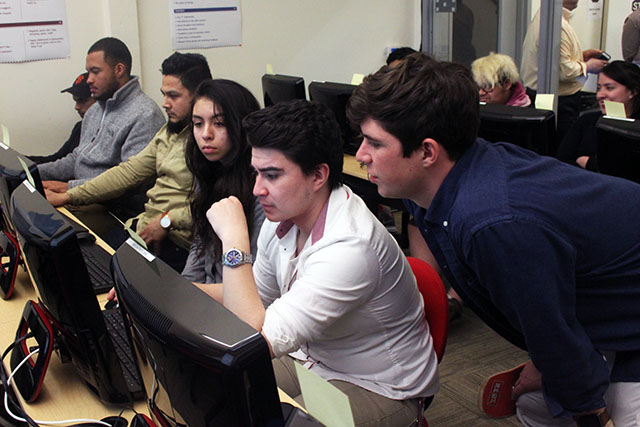 Students Hack into Tech with Mission Coding Course