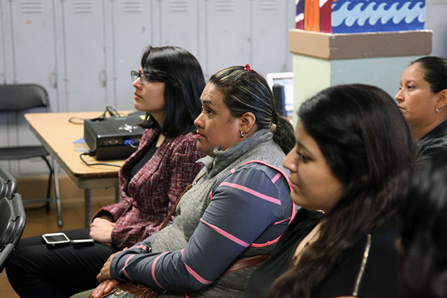 Facebook Grant Upgrades Technology Lab For Everett Middle School Parents