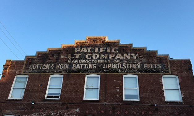 Amid Ailing Arts Scene, Pacific Felt Factory Blooms
