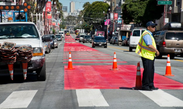 "Community Meeting Set to Discuss Mission St. ""Red Carpet"""
