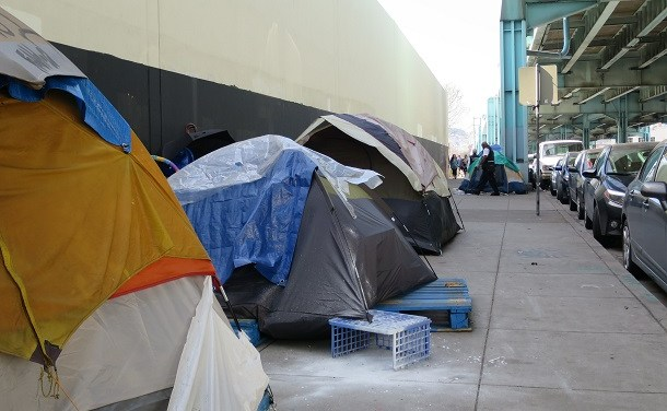 Family homelessness may be underrepresented in city's count