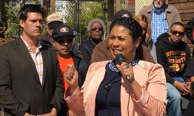 "London Breed's ballot designation to be changed from ""acting mayor"""