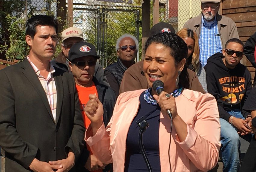 """London Breed's ballot designation to be changed from """"acting mayor"""""""