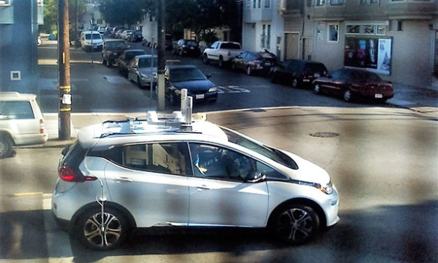 Self-Driving Cars Cruise Mission Streets: A Neighborly Opinion