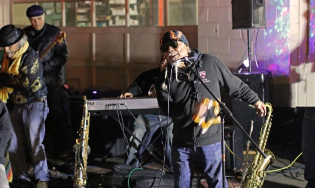 Only in SF's Mission: A Local Legend's Band Sets Up on the Street