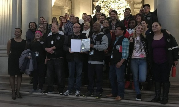Board of Supervisors Honors Homeless Outreach Team