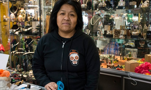 Merchants on 24th Feel Displacement Pressures, Mull Protections