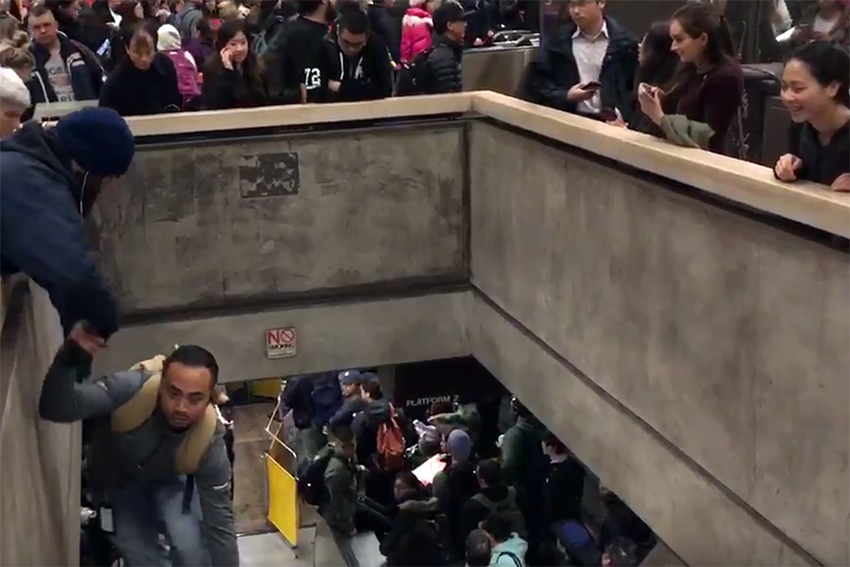 Commute Chaos at 24th St. BART After Toppled Tree