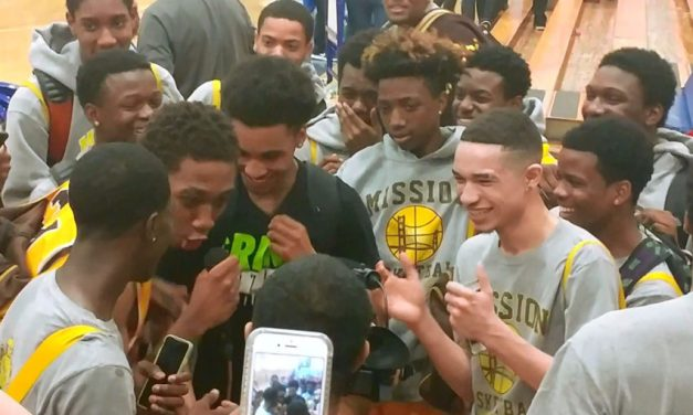 Mission High heads to state championship! (SF Gate)