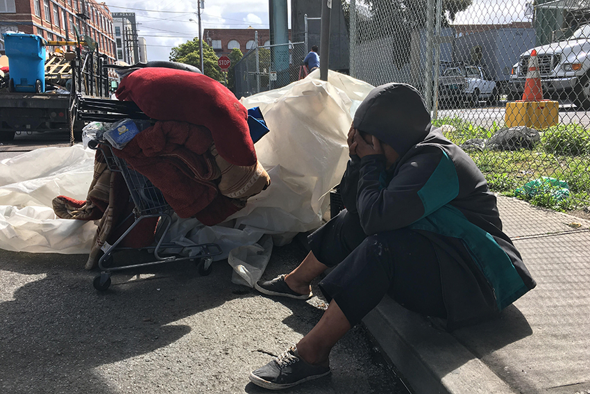 SFPD to arrest service-resistant homeless residents
