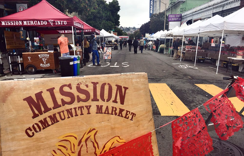 Neighborhood Notes: Props to Mission Station, local author honored, Mission Community market opens