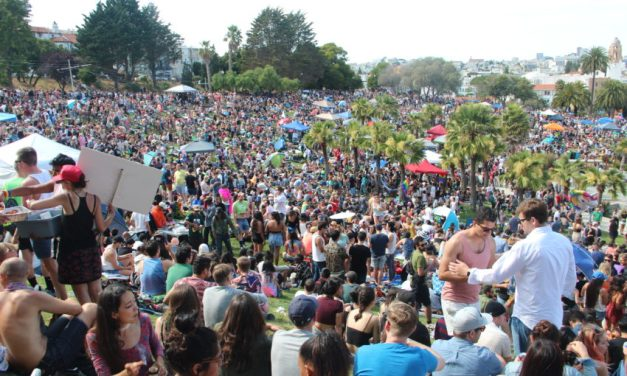 Pride Weekend: Dolores Park is central, but here are some staff recommendations for food