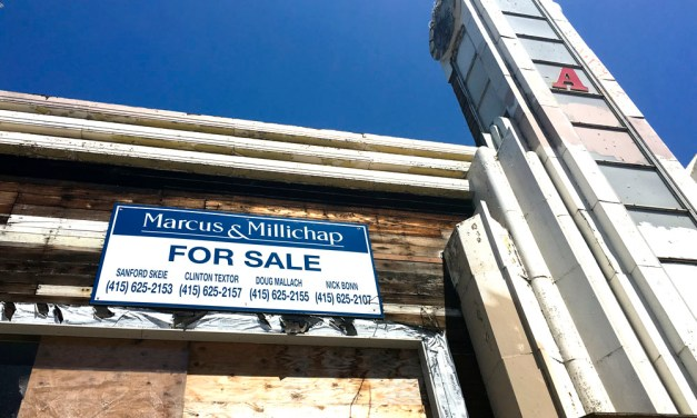 Troubled building on 18th Street back on the market after sale falls through