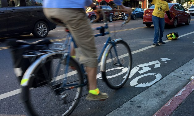 SF legislator to Uber, Lyft: Get out of the bike lane