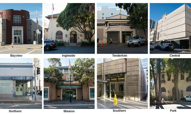 SFPD stations offer few places to sit and not much information