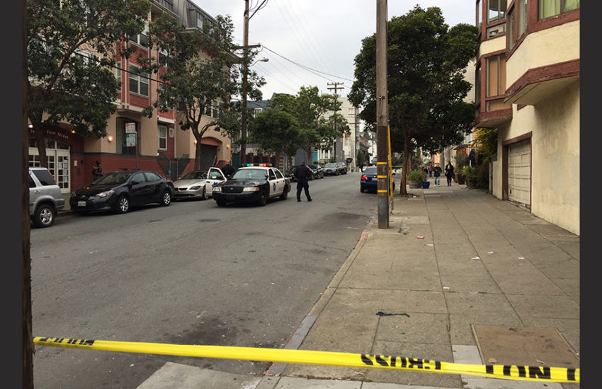 San Francisco: Robbery suspect killed in officer-involved shooting
