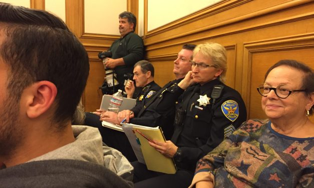 SF Police Commission passes Taser policy, puts ball in Mayor's court