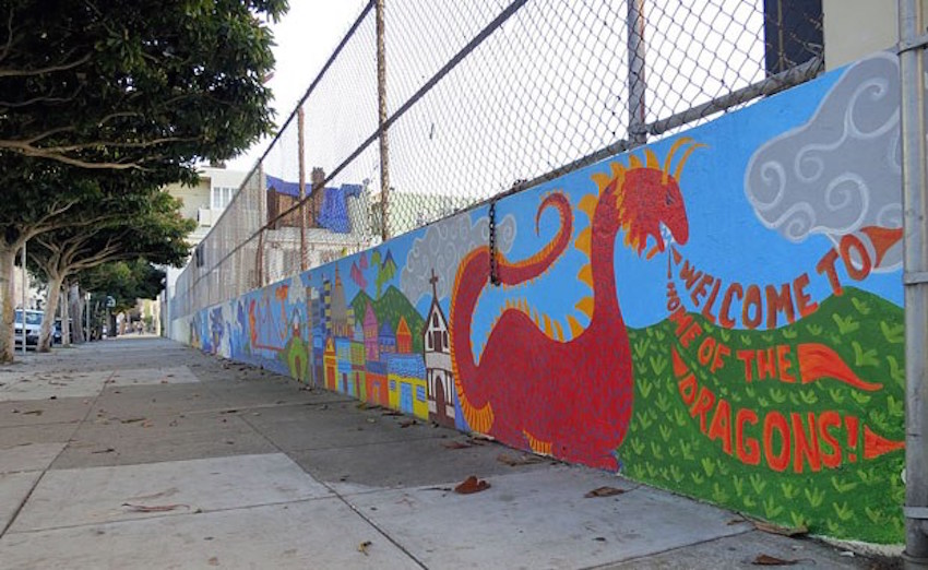 Homeless shelter at SF Mission school met with questions, optimism from parents