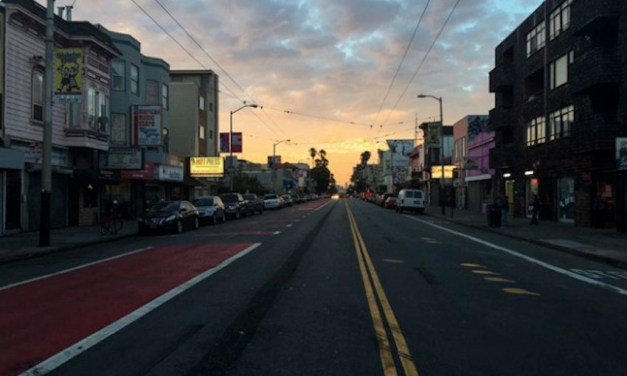Two separate SF Mission Street stabbings leave men fighting for lives