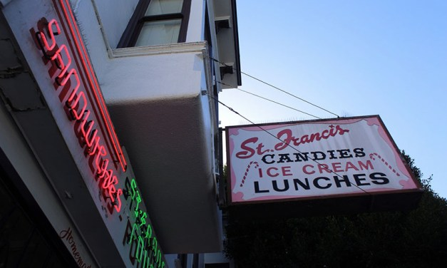 Neighborhood Notes: St. Francis Fountain turns 100 years old and plans to close for a few weeks