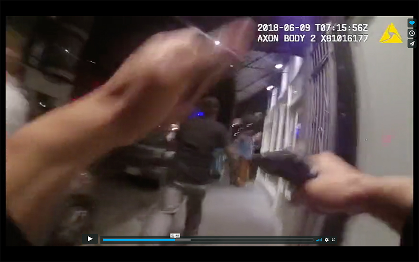 Last week\'s SFPD shooting — A frame-by-frame breakdown with expert ...