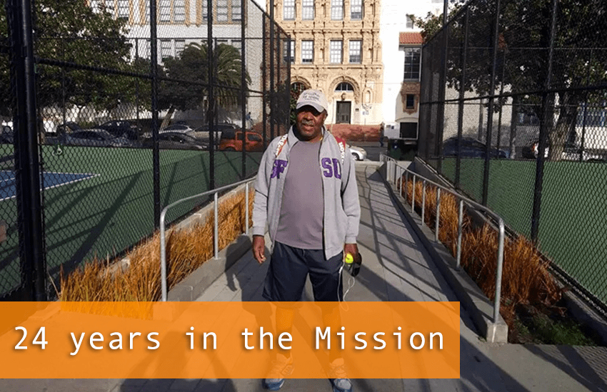 24 years in the Mission