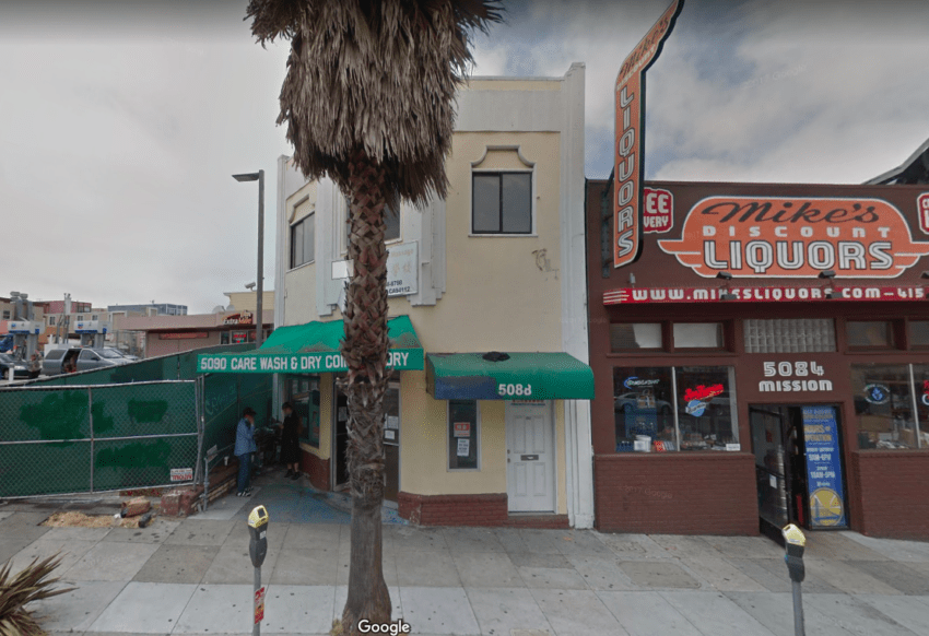 Police discover another alleged gambling den in SF's Excelsior