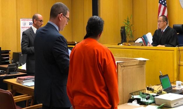 Suspect enters not-guilty plea in SF dismemberment murder case
