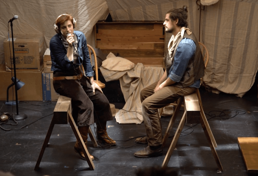 Local directors' 'Our Country' heads to Edinburgh Fringe