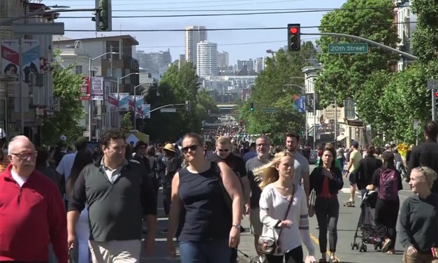 Sunday Streets' 10th season expands into new SOMA route (VIDEO)