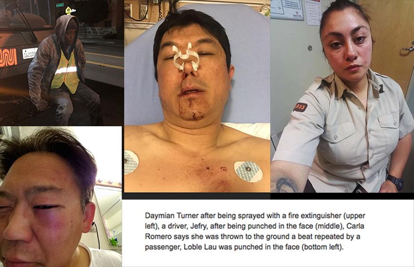 SF Muni bus drivers bemoan assaults by passengers, neglect by management