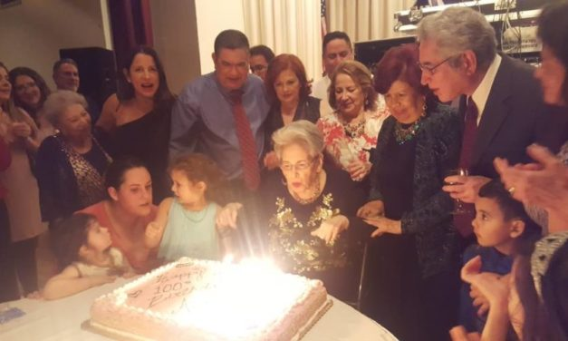 My grandmother, now 100, talks about her three decades in the Mission