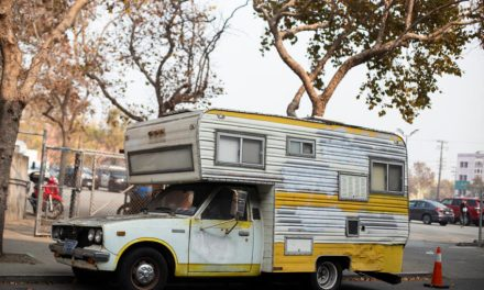 San Francisco's RV dwellers wary of city's efforts to disperse them