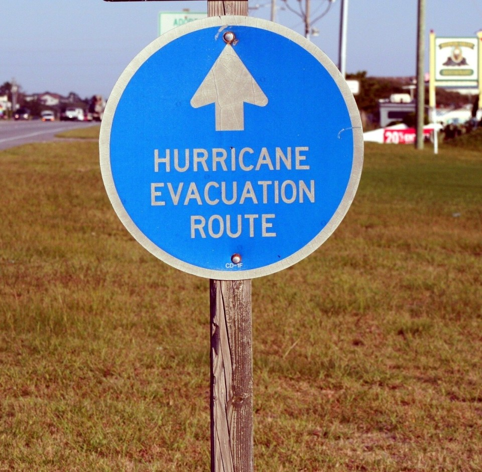 Hurricane Evacuee Information Harvey 2017