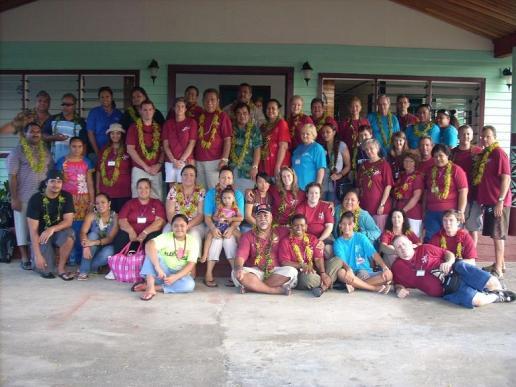 2009 Samoa Mission Team