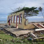 2009 TSUNAMI Relief Mission