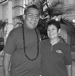 Pastor Vaifanua & Eva Pele