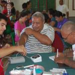 Medical Mission 2013 triage2