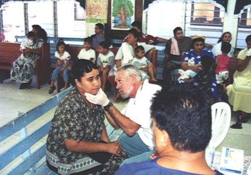 Samoa Medical Mission