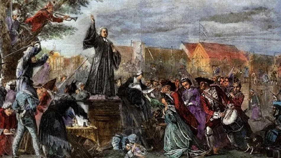 A CALL FOR THE NEXT GREAT AWAKENING by Dr. John Barber