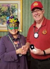 Mission San Jose Rotary meeting