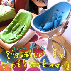 High Chair Egg Kids Reading Shaped Mission To Motherhood Hmmm