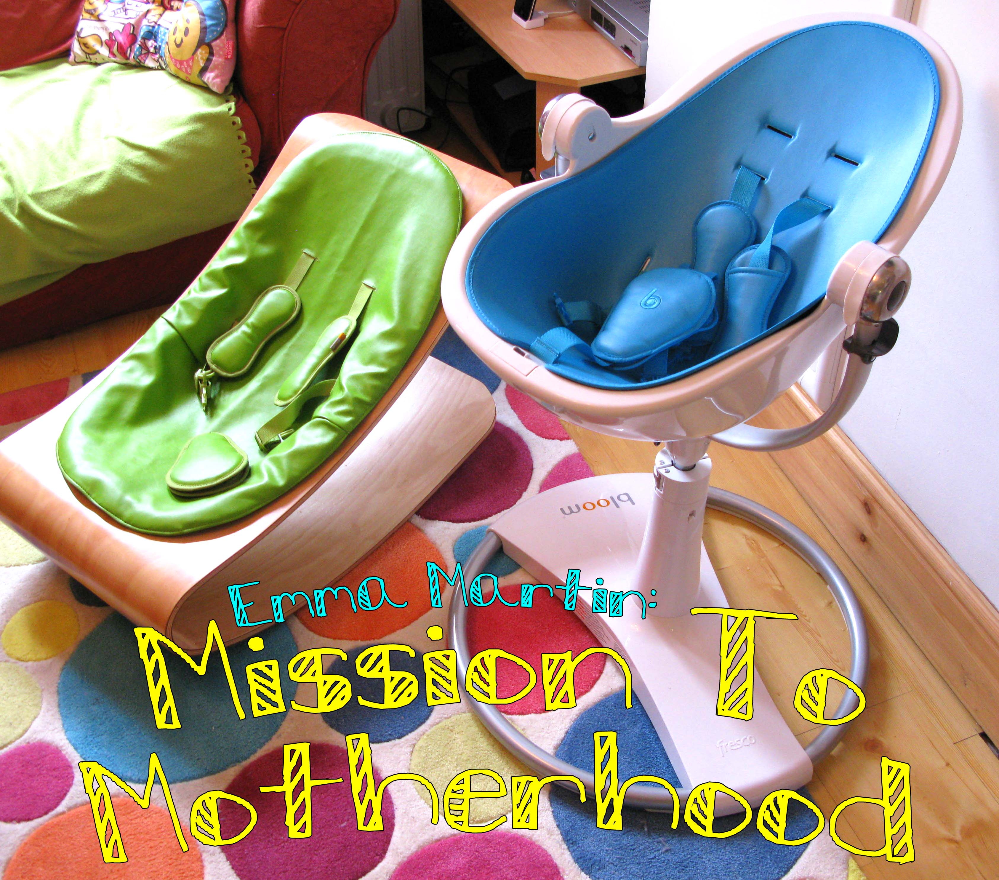 Egg Baby High Chair Egg Shaped High Chair Mission To Motherhood