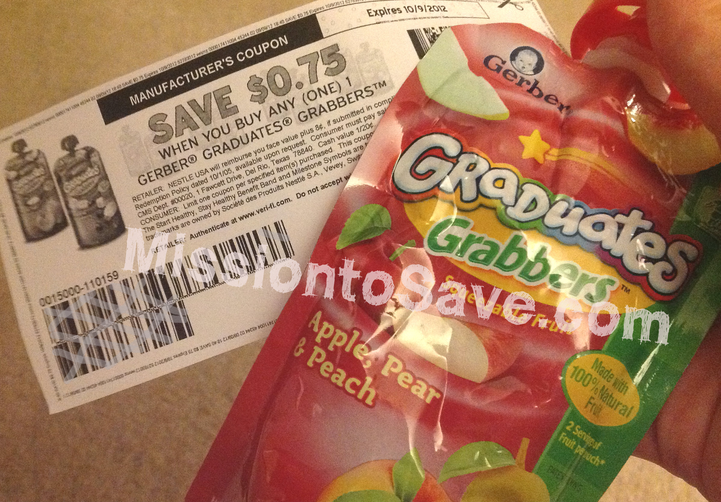 photograph relating to Meijer Printable Coupons identify Fresh Gerber Pouches Printable Discount coupons\u003d FREEBIES at Large