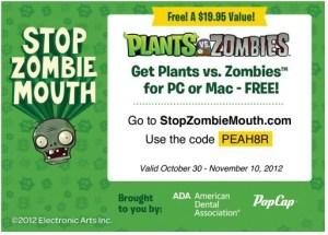 FREE Plants vs. Zombies download
