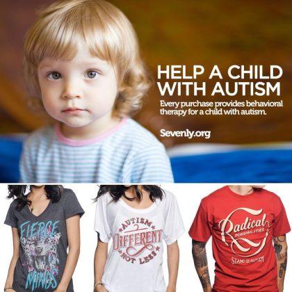 Sevenly Autism