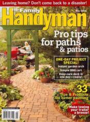 Handyman Magazine Subscription