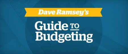 Free download Dave Ramsey's Guide to Budgeting