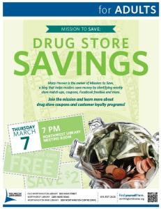 Drug Store Savings Class