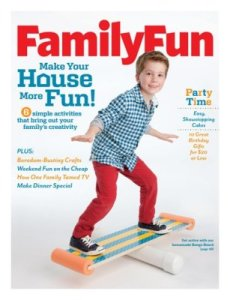 family fun magazine subscription